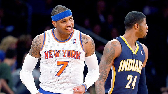 New York Knicks – Indiana Pacers