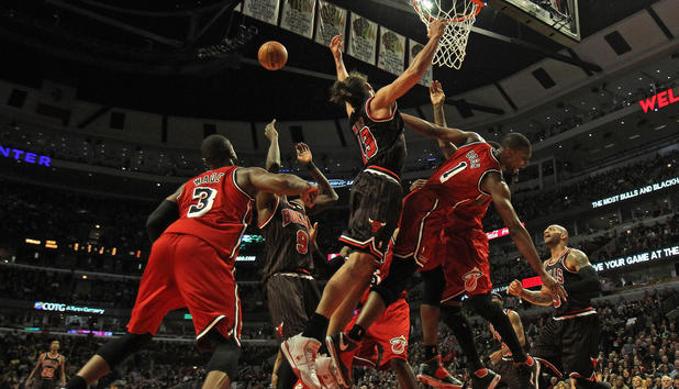 Miami Heat – Chicago Bulls